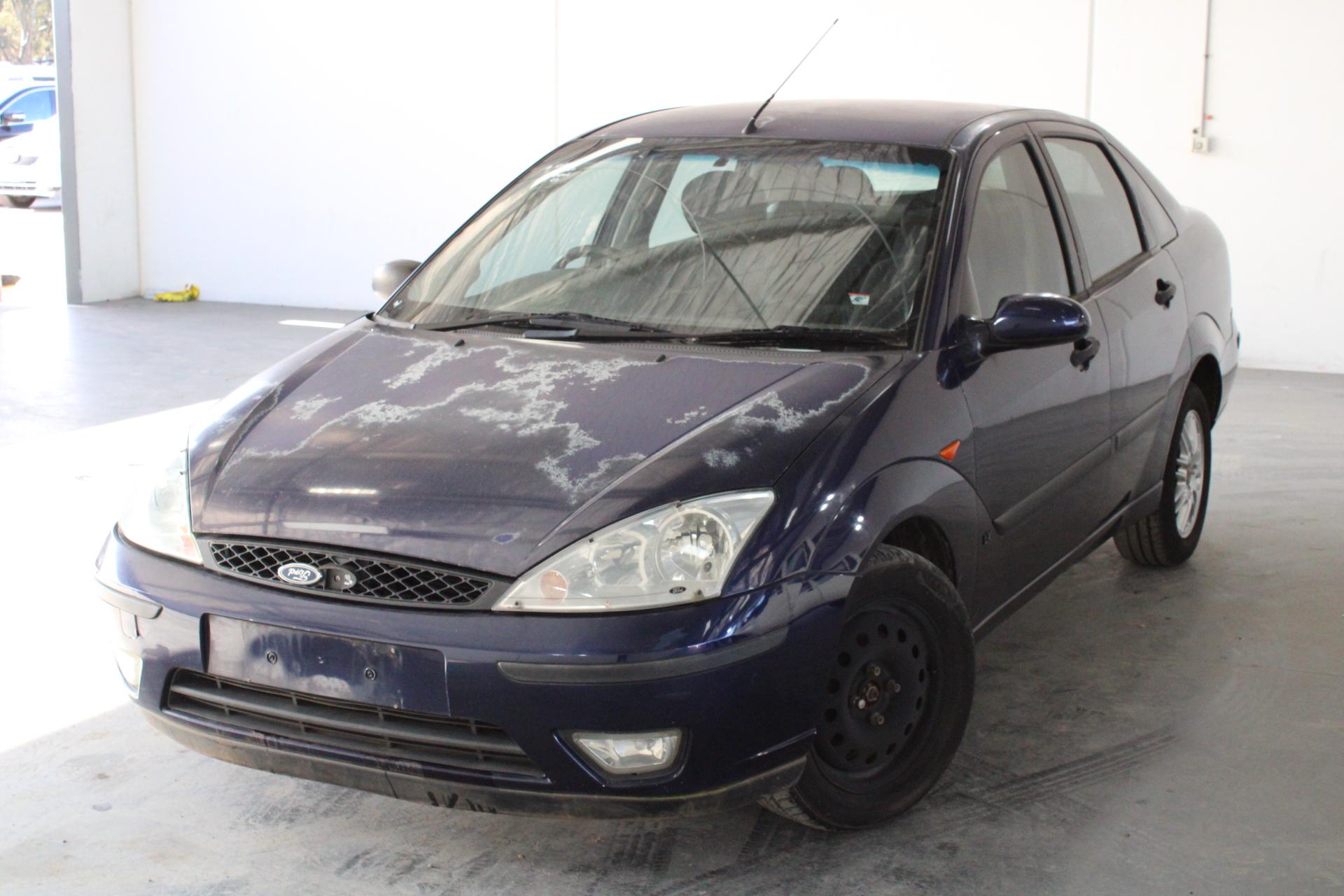 2002 Ford Focus LX LR Manual Sedan