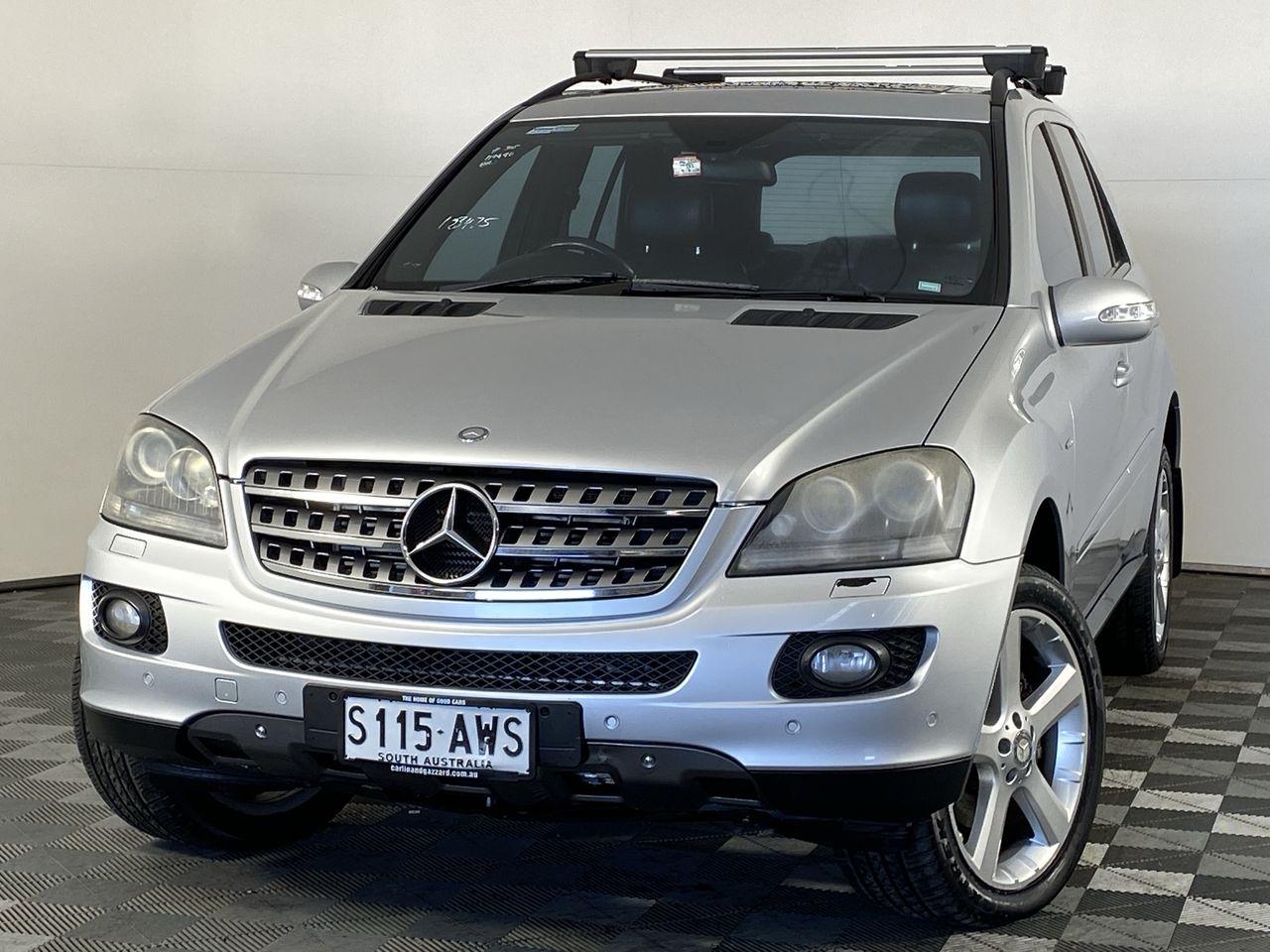2008 Mercedes Benz ML320CDI W164 Turbo Diesel Automatic Wagon