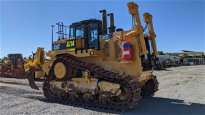 2011 Caterpillar D10T Crawler Tractor/Do