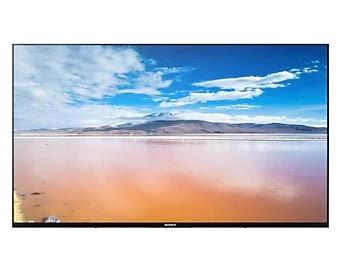 SONY 65ins Television Model KDL-65W80C. c/w Remote. N.B No remote, Does not