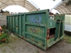 Alukram Engineering Rubbish Compactor (Hook Lift Type) (Burton, SA)