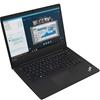 Lenovo ThinkPad E495 14-inch Notebook, Black