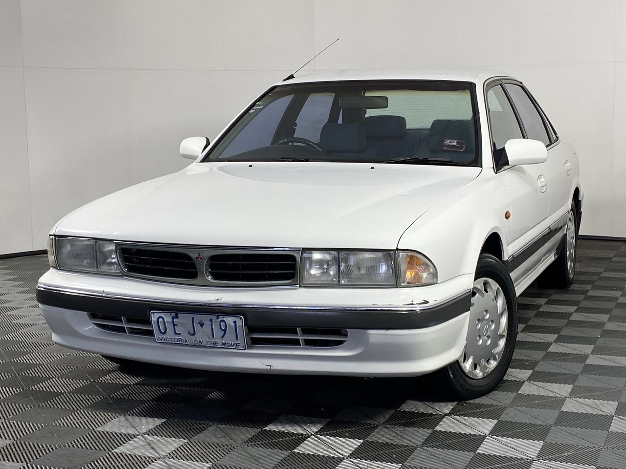 1996 Mitsubishi Magna SE TS Automatic Sedan