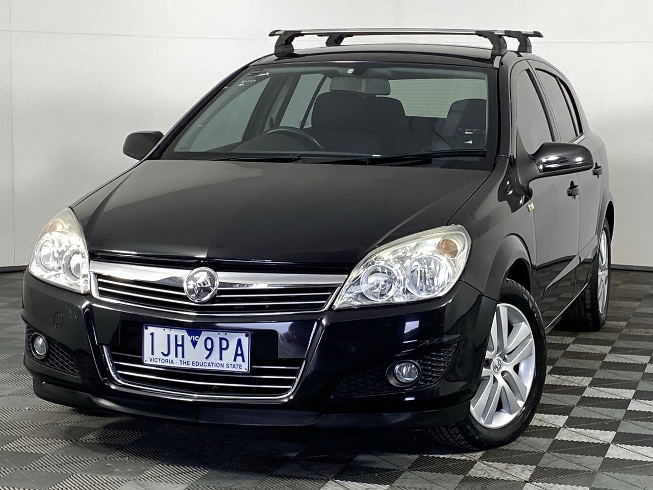 2008 Holden Astra CDTi AH Turbo Diesel Automatic Hatchback