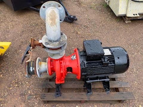 "Grundfos Electric 4"" Pump"