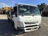 2012 Mitsubishi Canter Fuso 515 Vaccuum Truck