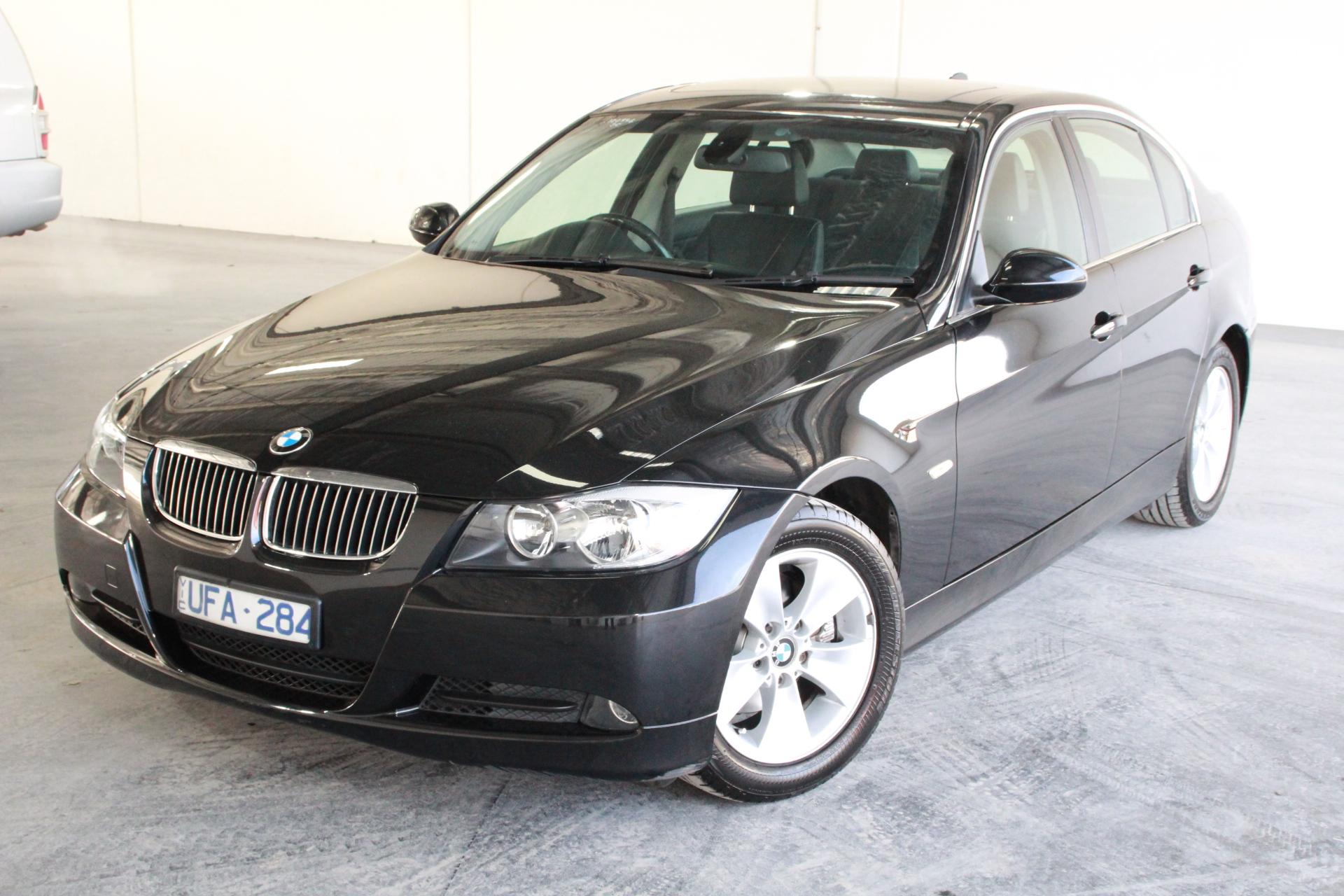 2006 BMW 3 23i E90 Automatic Sedan