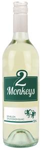 2 Monkeys Semillon Sauvignon Blanc 2020
