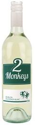 2 Monkeys Semillon Sauvignon Blanc 2020 (12 x 750mL) SEA