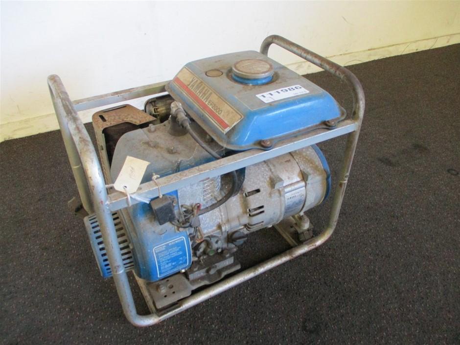 Yamaha EF2000 Generator