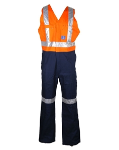 2 x WORKSENSE Overalls, Size 77R, Action