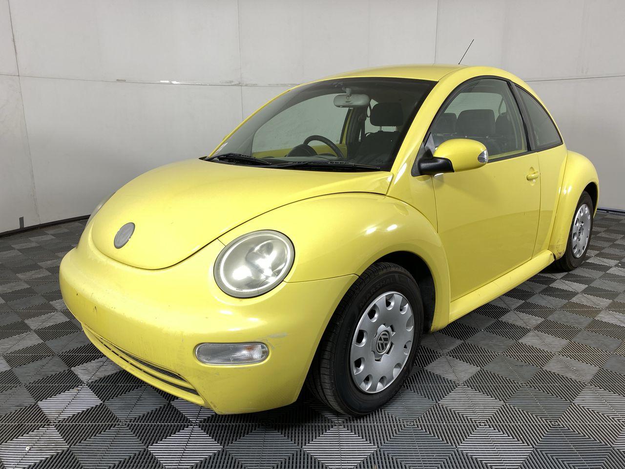 2004 Volkswagen Beetle 1.6 IKON A4 Automatic Hatchback