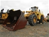2006 Caterpillar 992G Wheel High Lift Loader with Coal Bucket