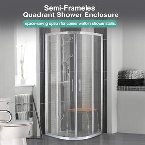 Levede Shower Screen Screens Door Seal E