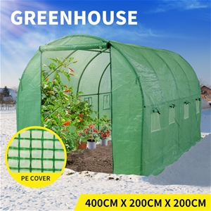 Levede Greenhouse Plastic Film Garden Sh