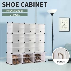 Cube Cabinet Shoe Cabinet Shelf Stackabl