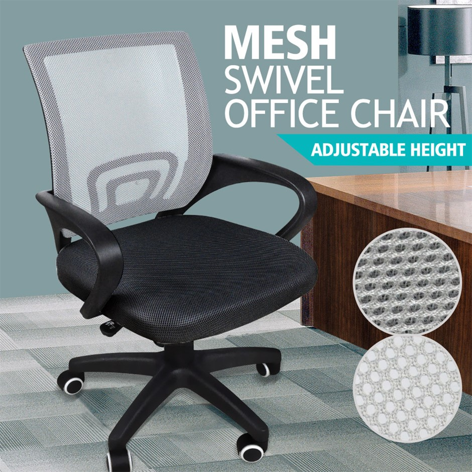 Office Chair Gaming Computer Chairs Mesh Back Executive Seating Study Seat