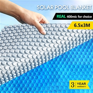 6.5x3M Real 400 Micron Solar Swimming Po