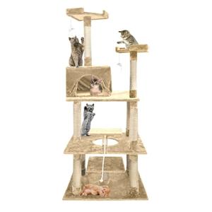 PaWz 1.98M Cat Scratching Post Tree Gym