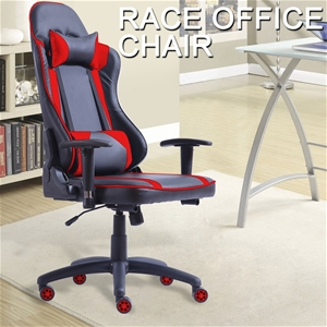 Levede Executive Gaming Chair Racing Com