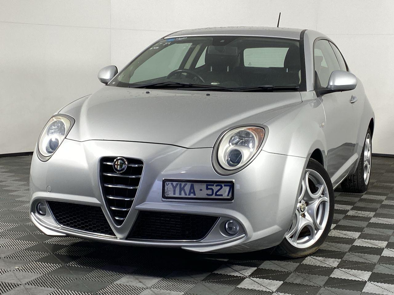 2011 Alfa Romeo MiTo Automatic Hatchback