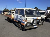 Unreserved 1992 Mazda T4600 Tray Body Truck
