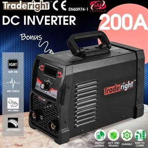 Traderight 200Amp DC iGBT Inverter MMA W