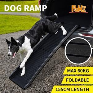 PaWz Dog Ramp Pet Ramps Foldable Ladder