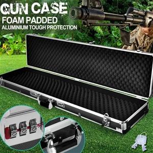 Portable Hard Aluminium Double Hunting G