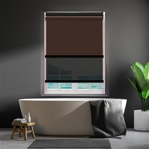 Modern Day/Night Double Roller Blinds Co