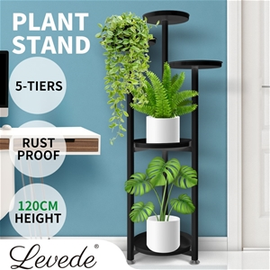 Levede Plant Stand Outdoor Indoor Flower