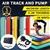 5x1M Air Track Inflatable Mat Airtrack Tumbling Electric Air Pump