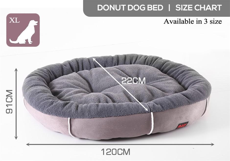PaWz Heavy Duty Pet Bed Mattress Dog Cat Pad Mat Cushion Winter Warm XL