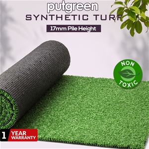 30SQM Artificial Grass Lawn Outdoor Synt