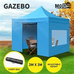 Mountview Gazebo Tent 3x3 Marquee Outdoo