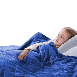 DreamZ 2KG Kids Anti Anxiety Weighted Bl