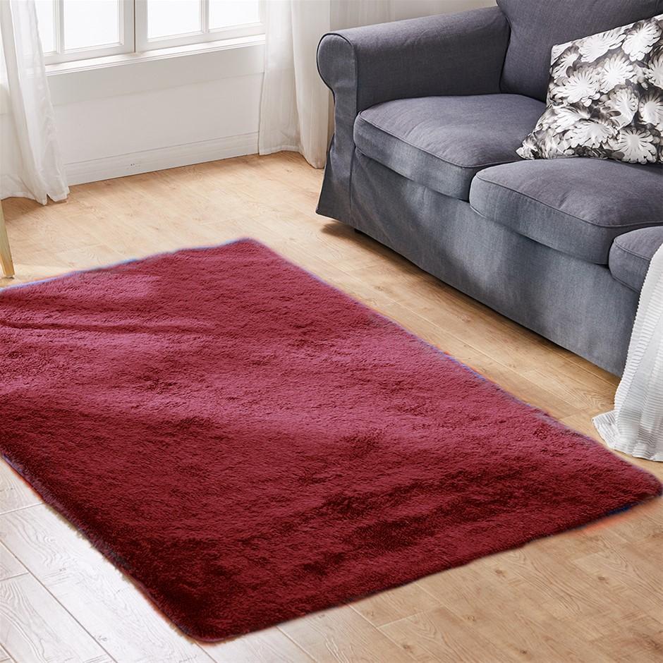 Floor Rugs Shaggy Large Mats Shag Carpet Bedroom Living Room Mat 230 x 200