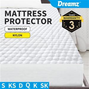 DreamZ Mattress Protector Fitted Sheet C