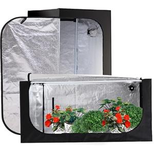 Garden Hydroponics Grow Room Tent Reflec