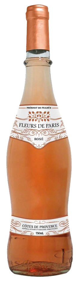 Fleur De Paris Rose 2017 (12 x 750mL) Côtes de Provence, France