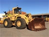 <p>1993 Caterpillar 990 Wheel Loader with Bucket</p>