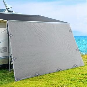 3.4M Caravan Privacy Screens 1.95m Roll