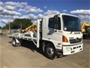 <p>2008 Hino 500 4 x 2 Car Carrier (WOVR Inpection Required )</p>
