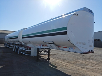 2003 Marshall Lethlean A/B Double Combination Fuel Tankers
