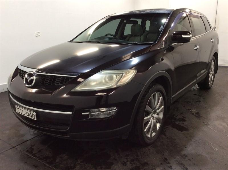 2009 Mazda CX-9 Luxury Automatic 7 Seat SUV