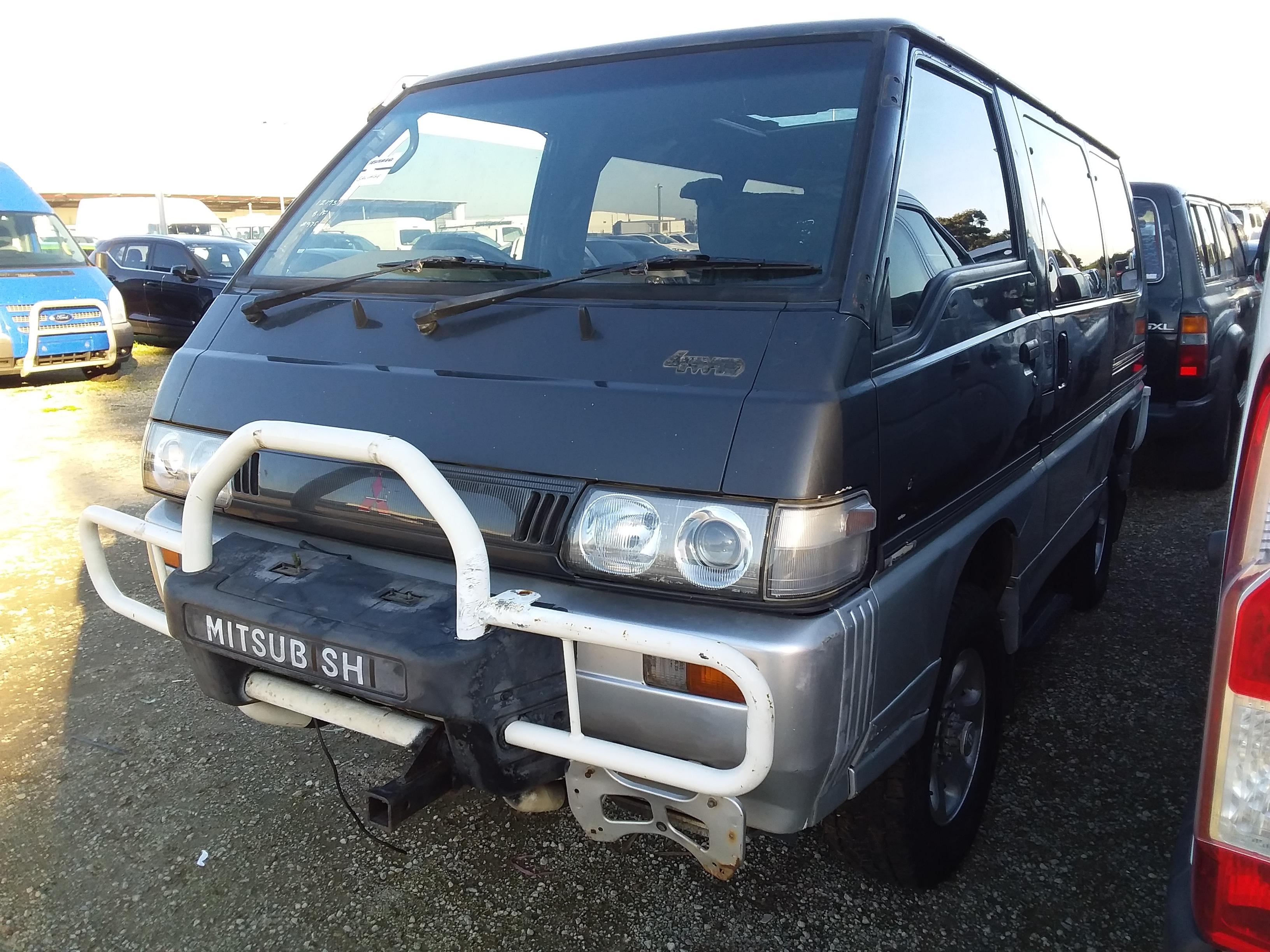 2001 Mitsubishi Delica Automatic 7 Seats Van