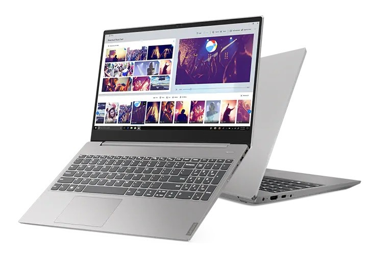 Lenovo IdeaPad S340-15IWL 15.6-inch Notebook, Silver