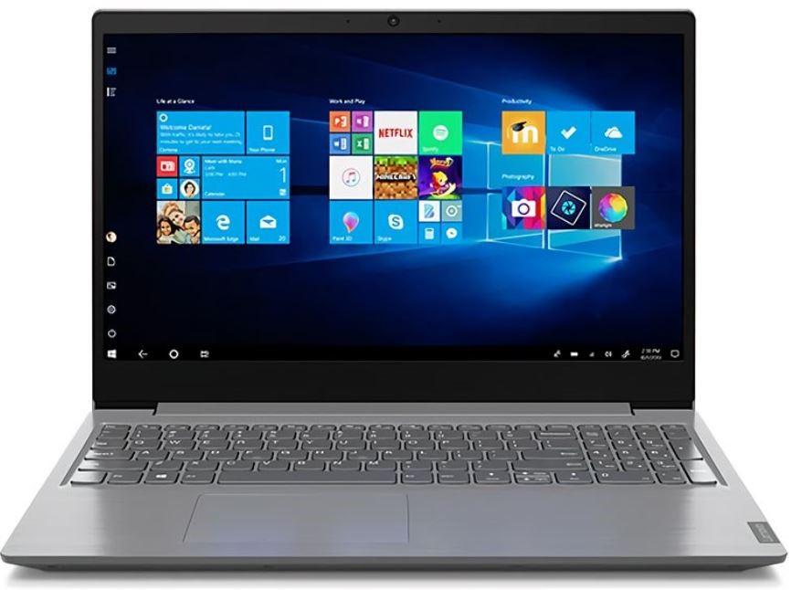 Lenovo V15-IWL 15.6-inch Notebook, Black