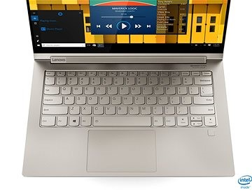 Lenovo Yoga C940-14IIL 14-inch Notebook, Gold
