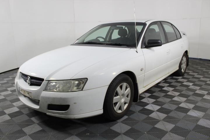 2006 Holden VZ Commodore Automatic Sedan 180,336 km's (Service History)